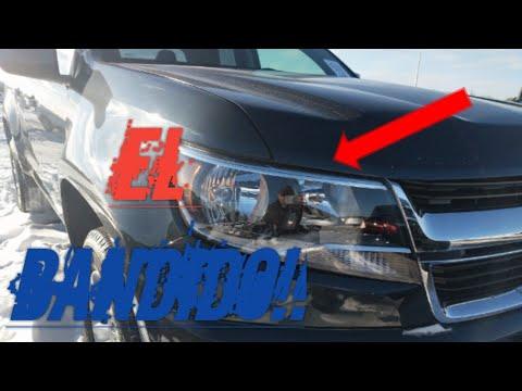 🤔COLORADO DO EUA É A S10 DO BRASIL?? 2018 CHEVROLET COLORADO LT 3.6L V6 24V 308HP.  NOVO!