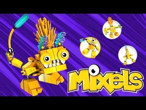 Lego Mixels Mania - Lego Movie Game for Kids - YouTube