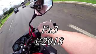 Fx3 Honda CB650F 2019 - Impressões após 2000 km!