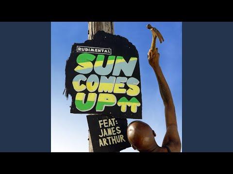 Rudimental - Sun Comes Up (ft. James Arthur) [Lyric Video]