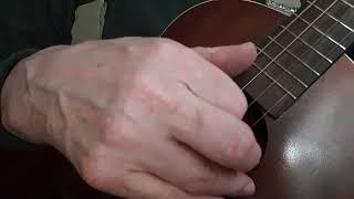 Little guitar parlor tune.
