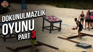 Dokunulmazlık Oyunu 3. Part   26. Bölüm   Survivor Türkiye - Yunanistan