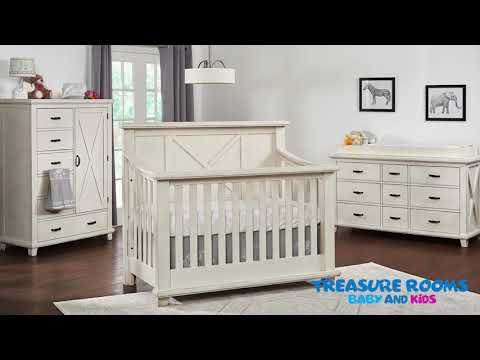 Oxford Baby Lexington Convertible Crib Collection