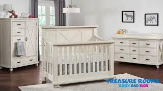 Oxford Baby Lexington Convertible Crib Collection