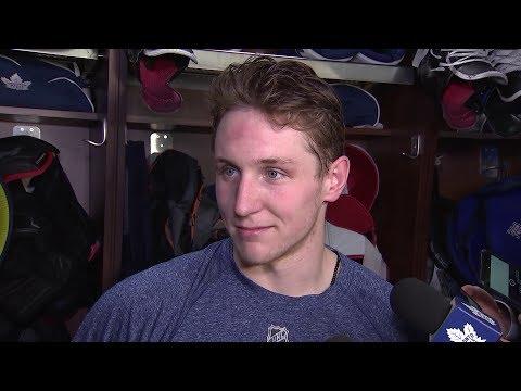Maple Leafs Post-Game: Travis Dermott - January 6, 2018