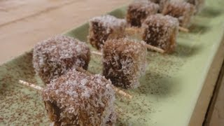 Cake Bites  Sanjeev Kapoor Khazana