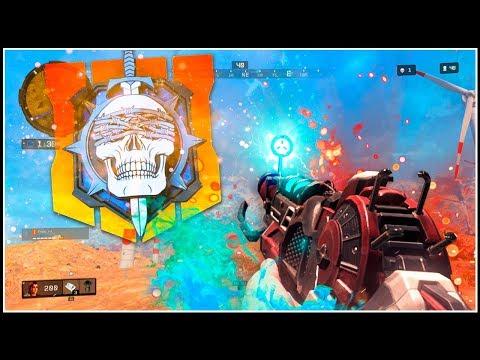 RAY GUN MARK 2 EN BLACKOUT!! EASTER EGG BURIED (Black Ops 4 Zombies)