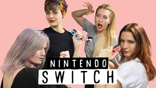 TEST NINTENDO SWITCH : ON TRAIT DES VACHES + SURPRISE !