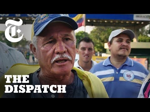 Inside Venezuela's Showdown: Why U.S. Aid Can't Get Through | Dispatches