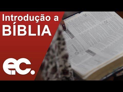 Introdução ao estudo da Bíblia | Minicurso