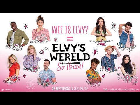 Wie is Elvy? = Elvy's Wereld So Ibiza