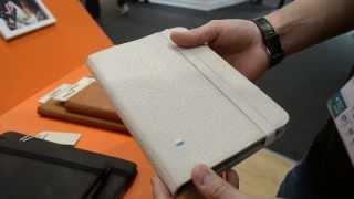 Golla Air Flip Folder iPad mini tok bemutató videó | Tech2.hu