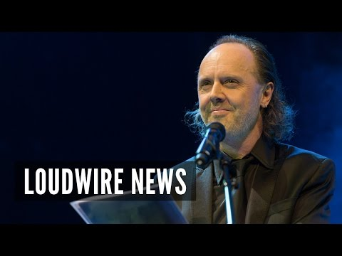 Protesters Storm Stage During Lars Ulrich Panel Discussion