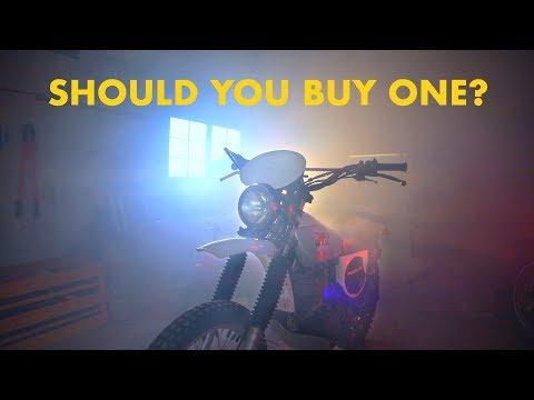 The Yamaha XT500. Are Vintage Enduro Motorcycles Any Good?