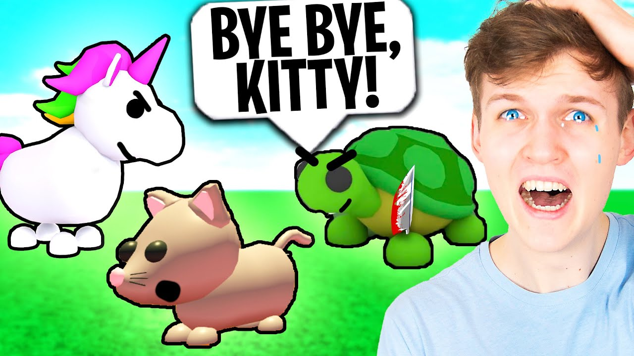 LankyBox Watches PART 2 Of SADDEST ADOPT ME STORY EVER Without Crying!? (INSANE ENDING!)