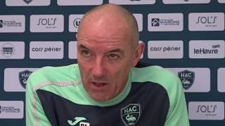 VIDEO: Avant HAC - Orléans, interview de Paul Le Guen