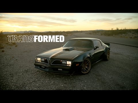 The Baddest Trans Am You've Ever Laid Eyes On