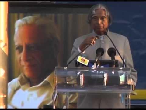 Dr.  A.P.J Abdul Kalam Speech in ITM University Gwalior