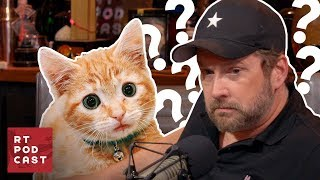 How do you teach a Cat to Jump? - RT Podcast