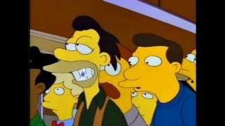 Lenny's Tooth Yoink from The Simpsons