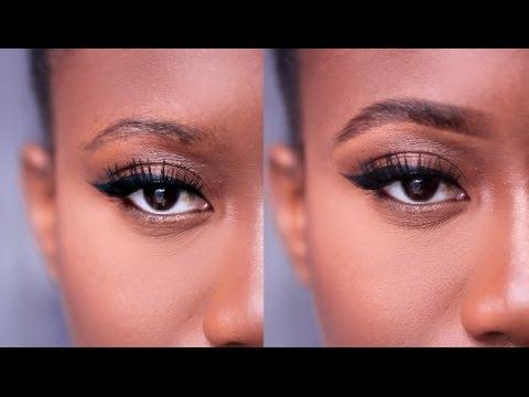 how to eyebrows 101 drugstore makeup jasmine rose black women