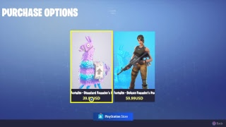 Buying fortnite save the world