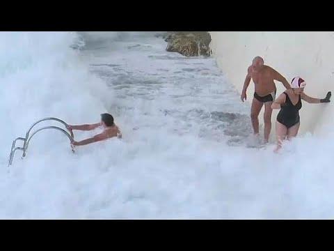 Rijeka: Tödliches Neujahrsschwimmen