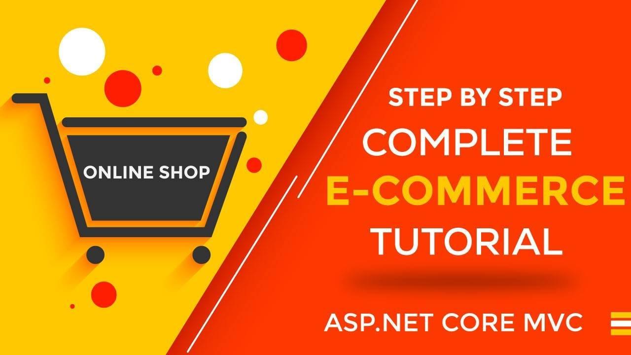 Ecommerce Tutorial Part-4   Asp.Net Core Mvc