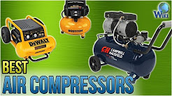 10 Best Air Compressors 2018