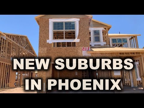 New Phoenix Suburb Development