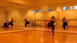videophone choreography by valeria