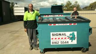 Rubbish Removers - South Australia Signal Waste & Recycling