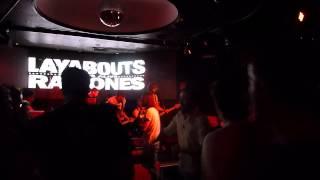 Layabouts - Now I Wanna Be a Good Boy + Judy Is a Punk + ... @ La boite (Madrid)