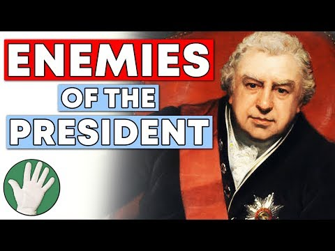 Enemies of The President - Objectivity #153