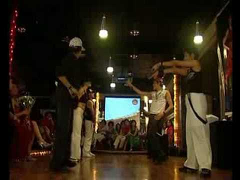 Club Latino Jakarta - Hip Hop by D'Liners
