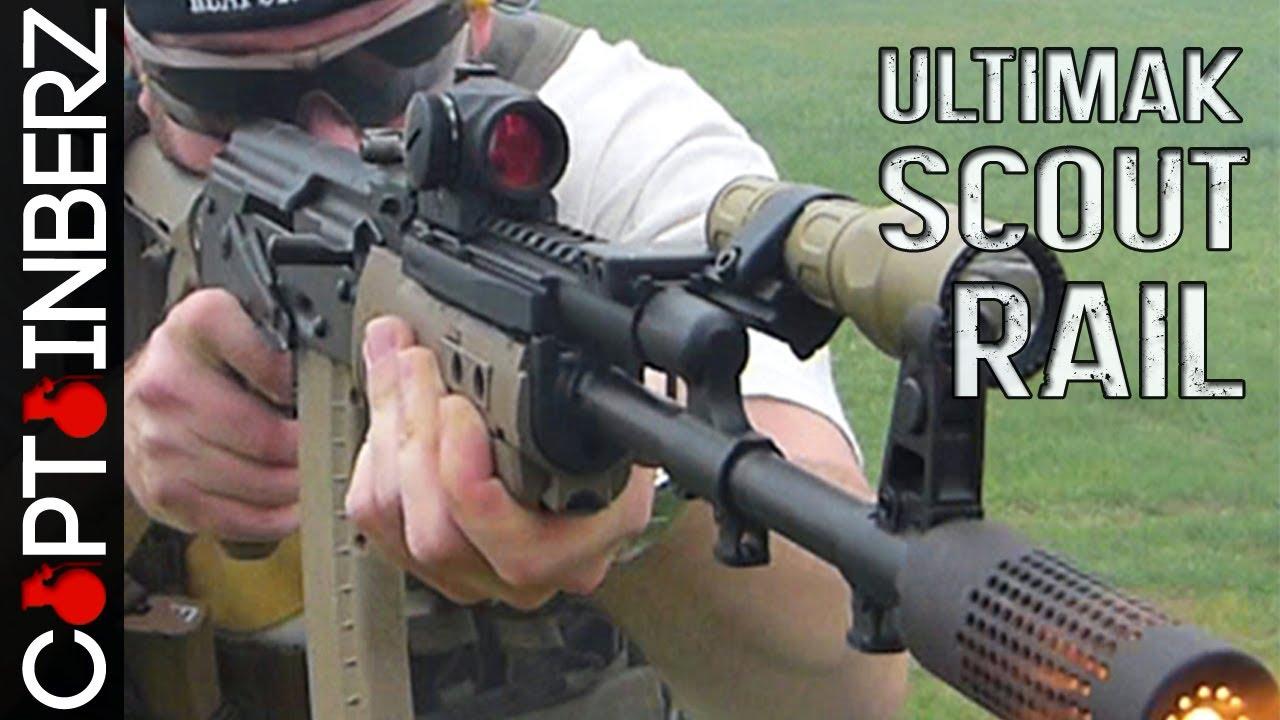 Ultimak Scout Rail (AK-47/74)