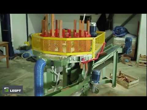 Производство ящиков для фруктов (полуавтомат)