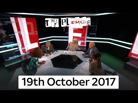 The Pledge | 19th October 2017