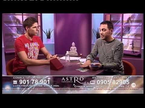 Nicolas gigliotti(Secret story) et Matt NRJ sur Astrovoyance ... 12448814310f