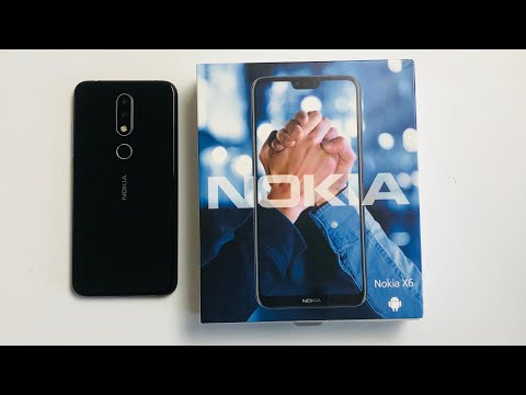 Nokia X6 Unboxing and First Impression