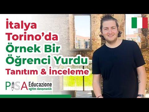 İtalya Torino'da Örnek Bir Öğrenci Yurdu! |Yurt Tanıtımı & İncelemesi