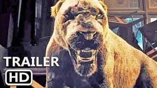 ROGUE Official Trailer 2020 Megan Fox VS lions, Action Movie HD
