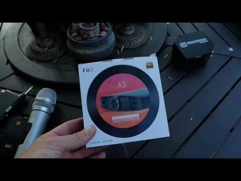 The best way to connect multiple bluetooth speakers! SOUNDBOKS + FiiO