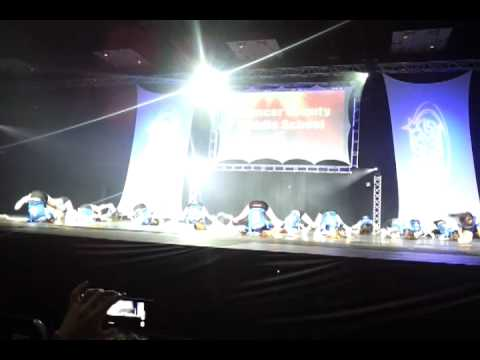 Spencer County Middle School US Finals 2012
