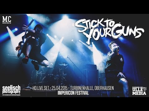 Stick To Your Guns - FULL HD LIVE SET - Impericon Festival, Oberhausen