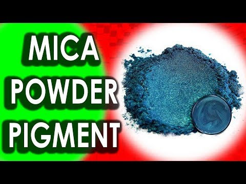 Best Eye Candy Mica Powder Pigment 2019 | Multipurpose DIY Arts and Crafts Additive