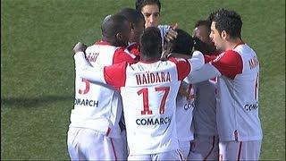 Goal Simon ZENKE (50') - AS Nancy Lorraine - Stade Rennais FC (1-3) / 2012-13