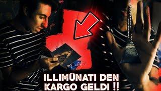 Gambar cover İLLÜMİNATİ'DEN KARGO GELDİ !!!! (DURUM ÇOK KÖTÜ)