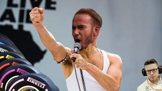 Lewis Hamilton - Bonomian Rhapsody