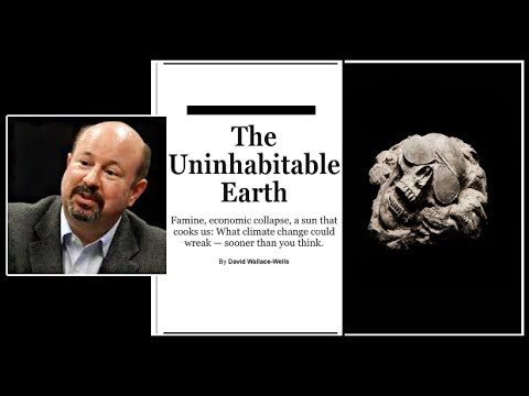 Michael Mann Responds to 'Uninhabitable Earth'